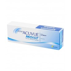 1-Day Acuvue MOIST 5-Pack