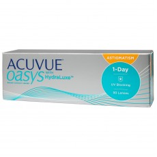 Acuvue Oasys 1 day for astigmatism 30-pack