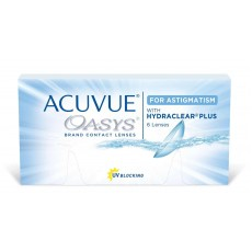 Acuvue Oasys for Astigmatism 6-Pack