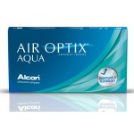 Air optix Aqua 3-Pack