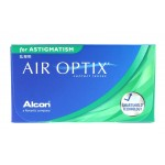 Air Optix Aqua for astigmatism Probeer Lens