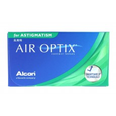 Air Optix Aqua for astigmatism 6-Pack