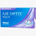Air optix Aqua Multifocal 3-Pack