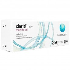 Clarity 1 Day Multifocal 30-Pack