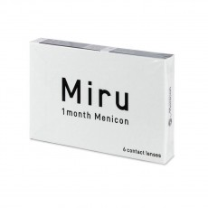 Miru 1 month Mutlifocal 6-pack